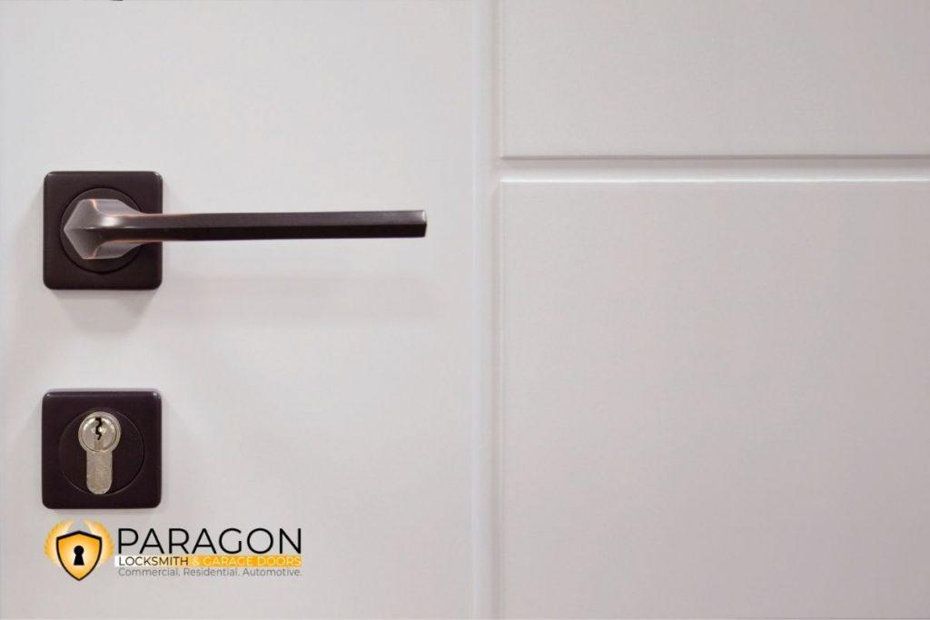 A Misaligned Door Lock