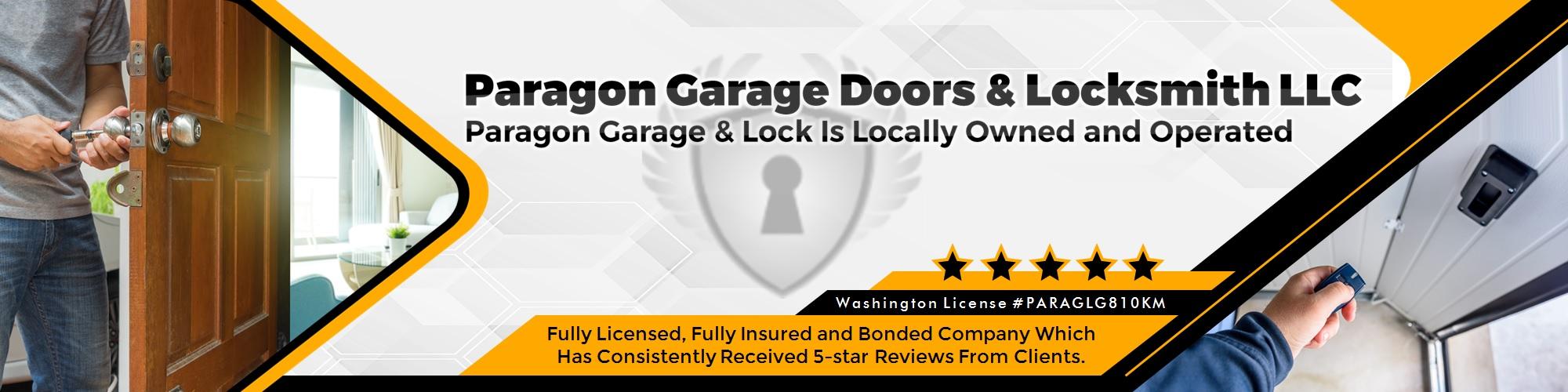 Paragon Garage Doors & Locksmith LLC - Locksmith & Garage Door Service