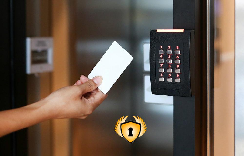 Paragon Locksmith LLC - Access Controll System