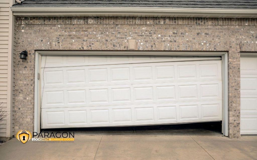 Your Garage Door Falls for No Reason